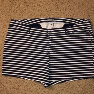 Old Navy Pixie stripe shorts